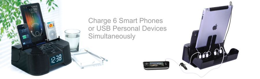 Dok Smart Phone Charger